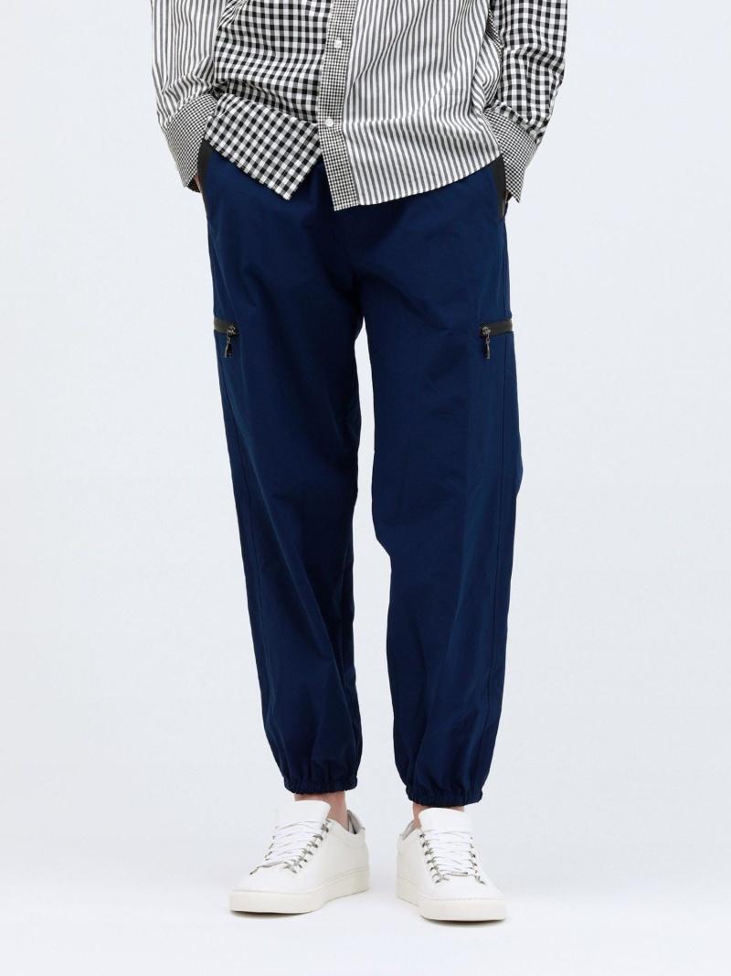 LOVELESS クライミングパンツ ラブレス パンツ/ジーンズ フルレングス ネイビー ブラック【送料無料】