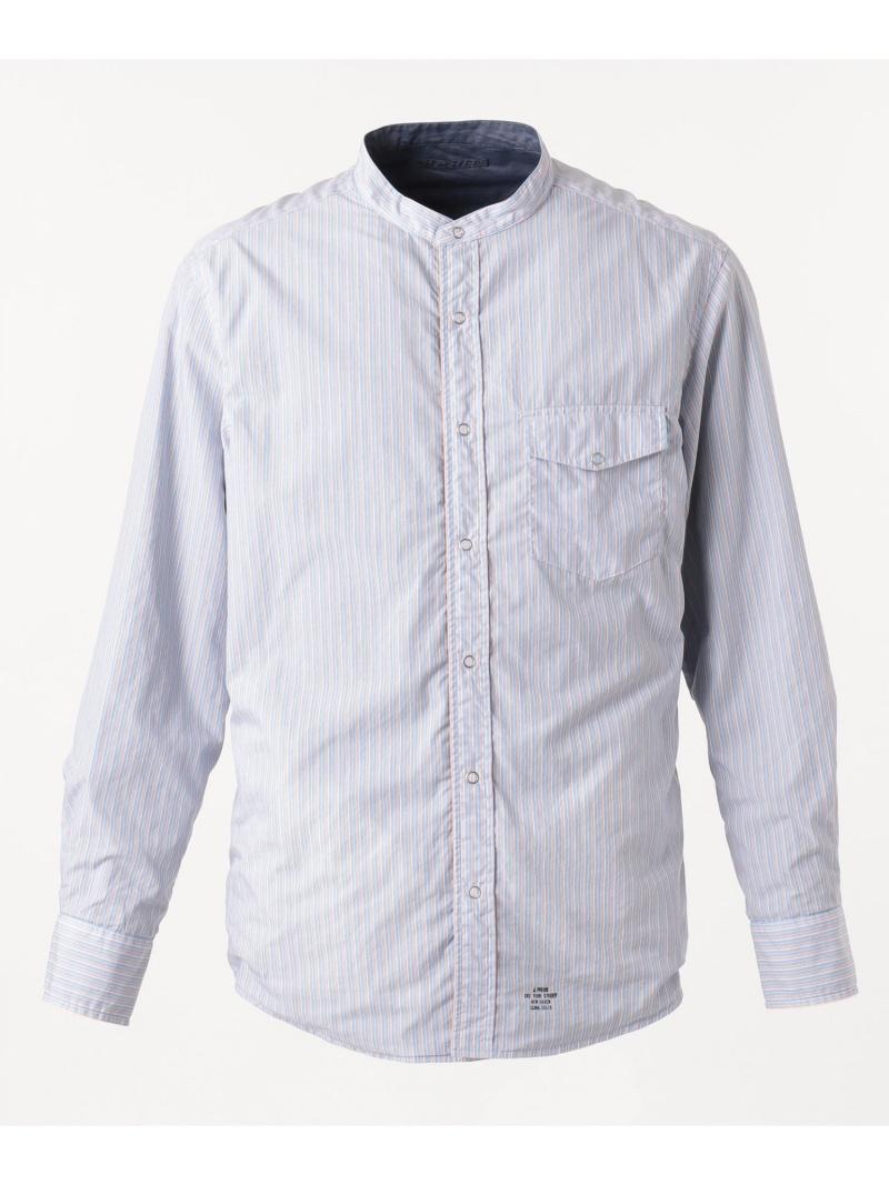 【SALE/20%OFF】J.PRESS MEN リバーシブルシャツ ブルゾン ジェイプレス シャツ/ブラウス【RBA_S】【RBA_E】【送料無料】