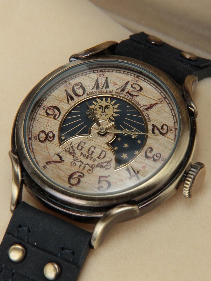GGD 运动手表 (太阳与月亮) 围攻模