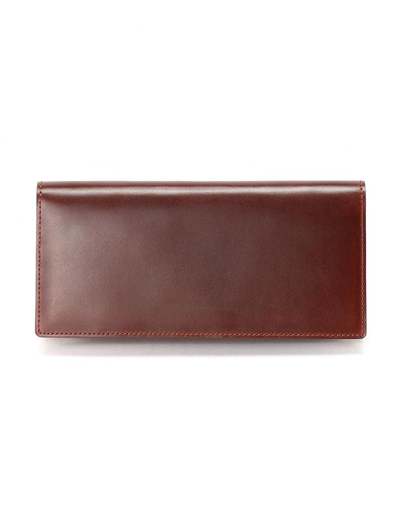 PRAIRIE GINZA ナチュラルグレージングコードバン長財布 プレリー 財布/小物【送料無料】