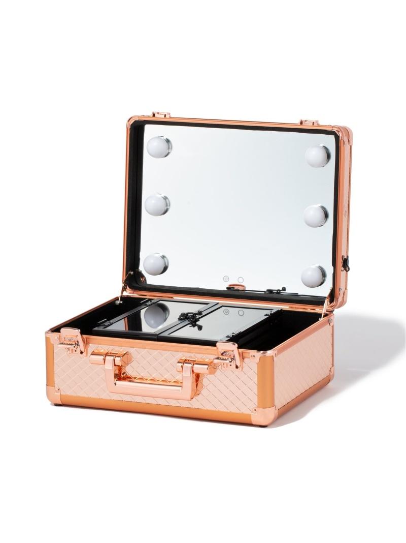Francfranc 贈答品 ユニセックス ビューティー 限定価格セール コスメ フランフラン ヴァリーズ 送料無料 S ハリウッドボックス コスメその他 先行予約 ピンク