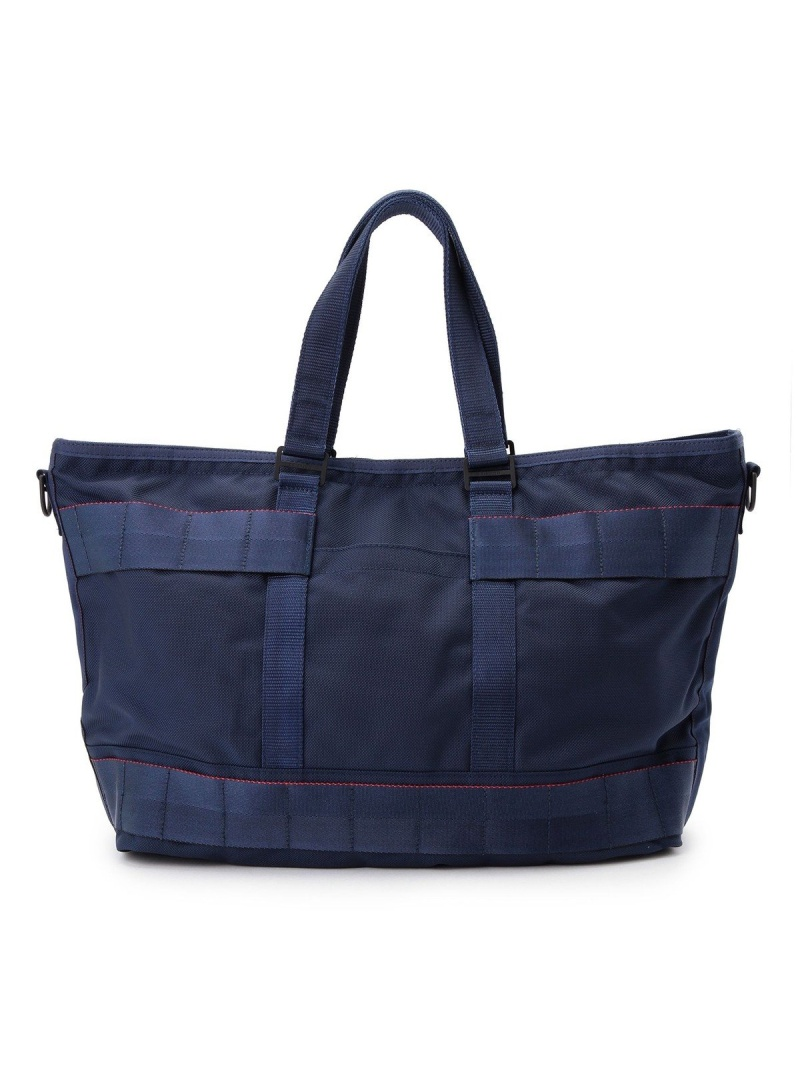 "BRIEFING BRIEFING×BEAMS PLUS / 別注 ""MIL TRAINING TOTE""NAVY ビームス メン バッグ【送料無料】"