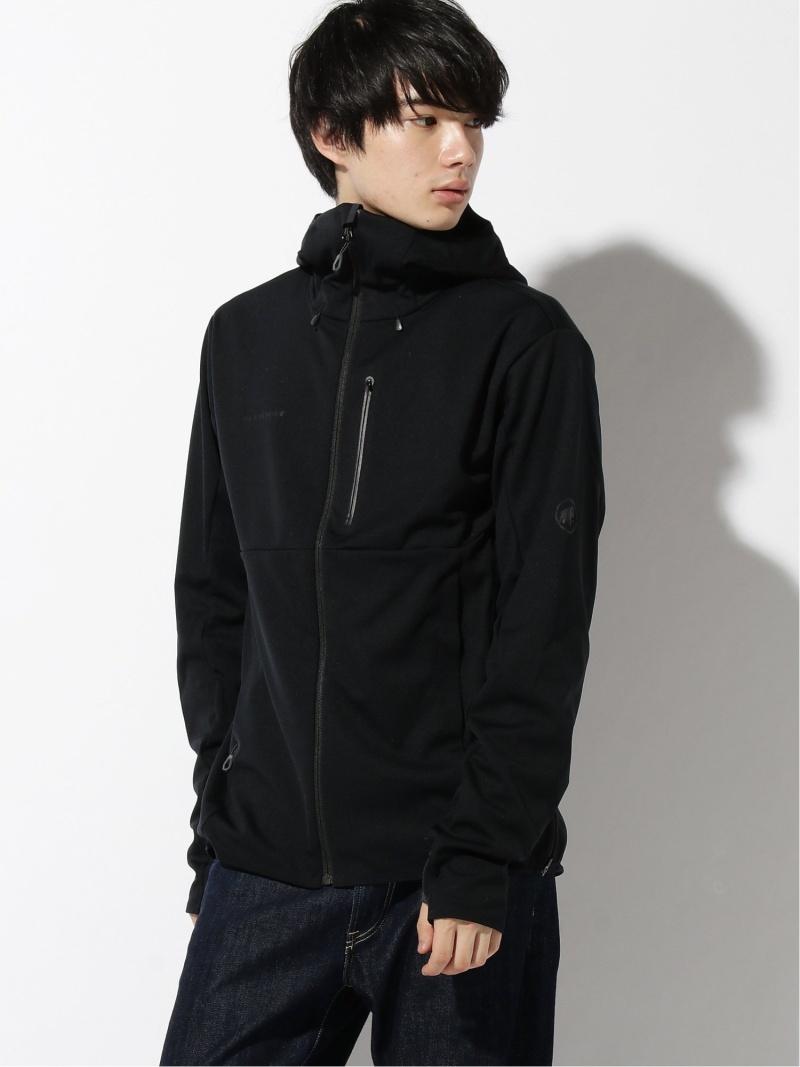 MAMMUT MAMMUT/(M)Ultimate V SO Hooded Jacket Men マムート コート/ジャケット コート/ジャケットその他 ブラック【送料無料】