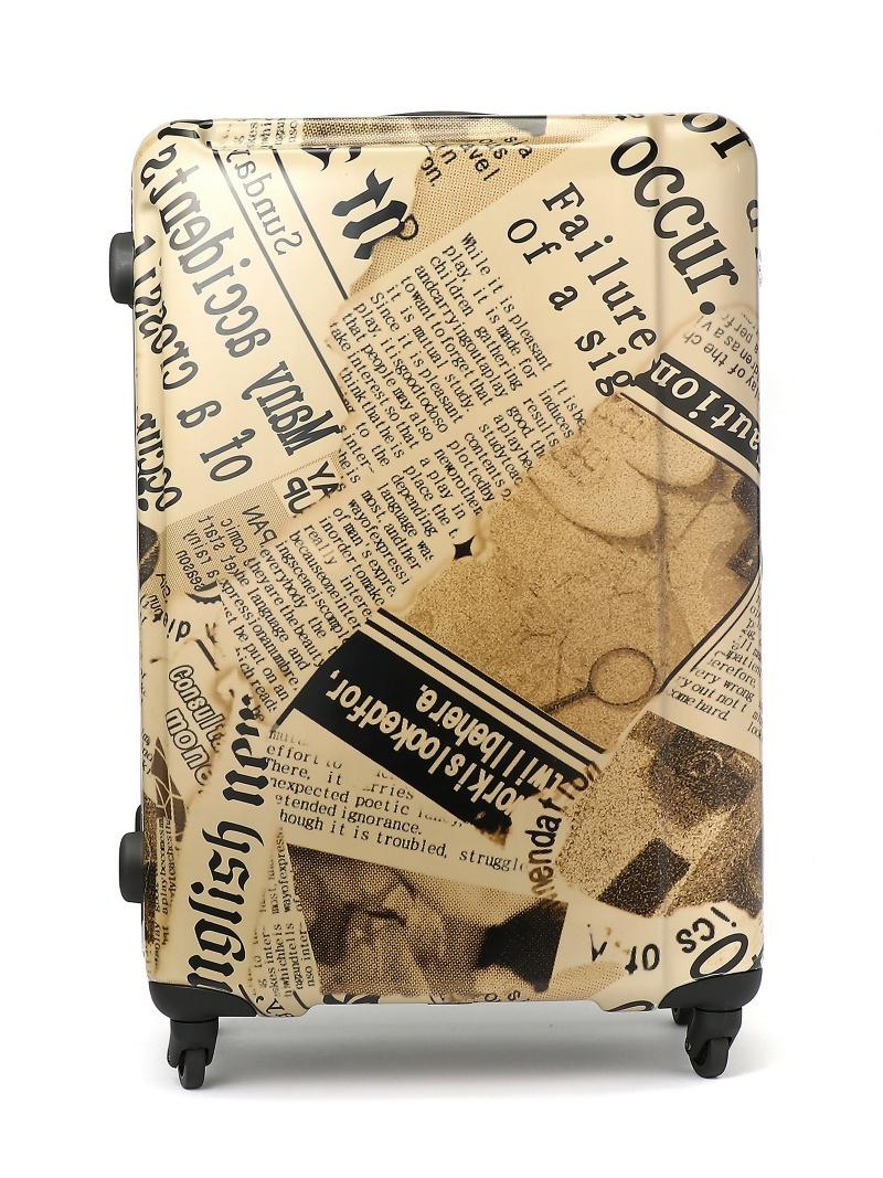 【SALE/10%OFF】TRAVEL COLLECTION ジッパーハードスーツケース70cm82LMAX157cm シフレ バッグ【RBA_S】【RBA_E】【送料無料】