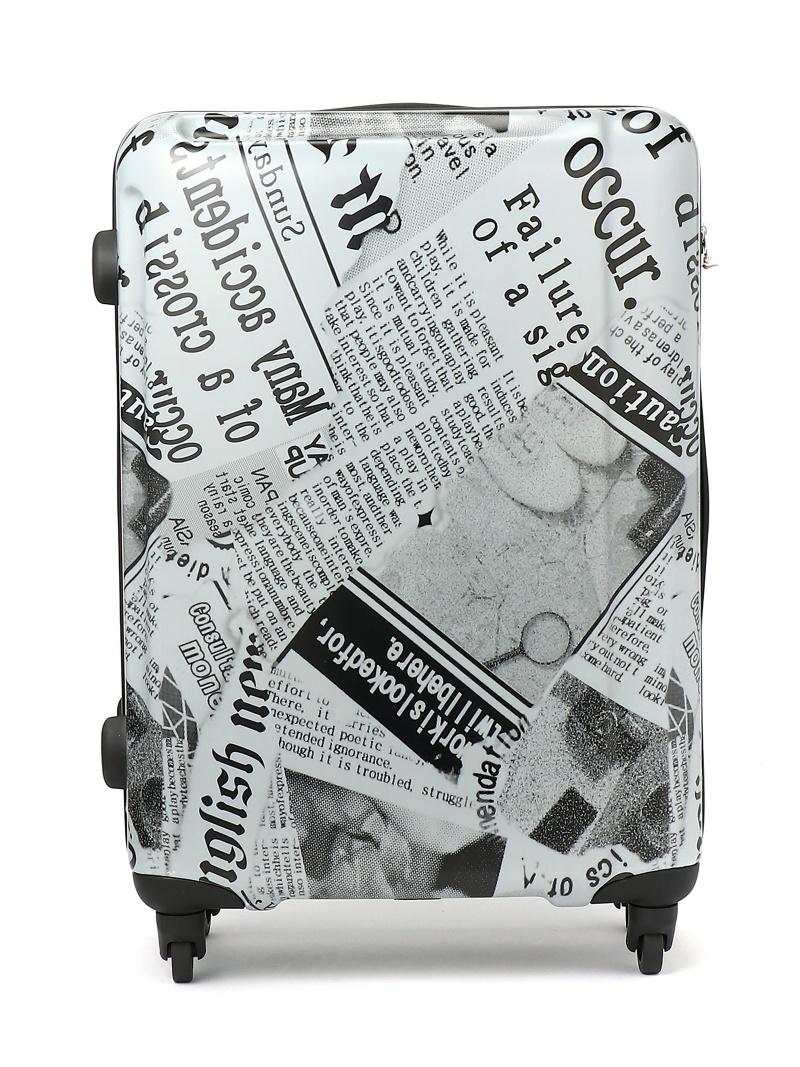 【SALE/10%OFF】TRAVEL COLLECTION ジッパーハードスーツケース57cm60L シフレ バッグ【RBA_S】【RBA_E】【送料無料】