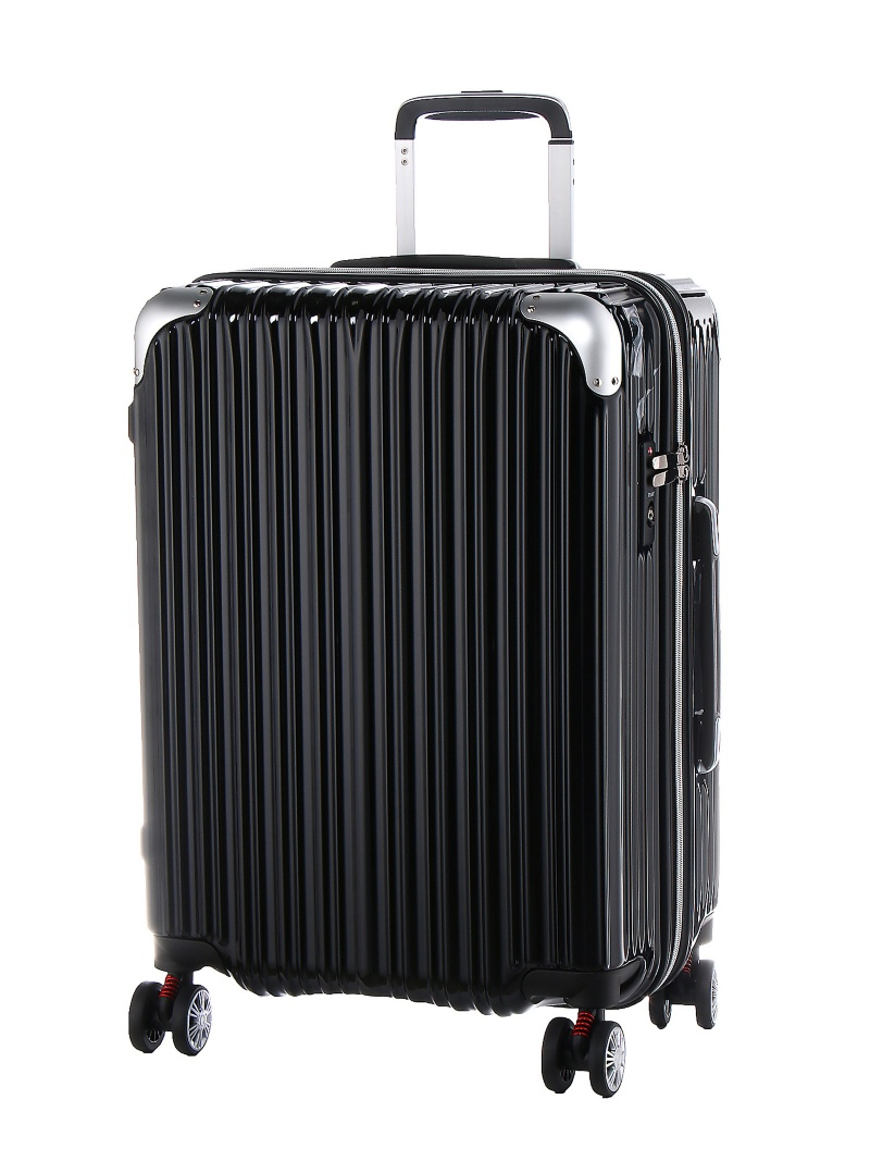 TRIDENT 拡張式ジッパーハードスーツケース67cm97-102LMAX157c シフレ バッグ【送料無料】