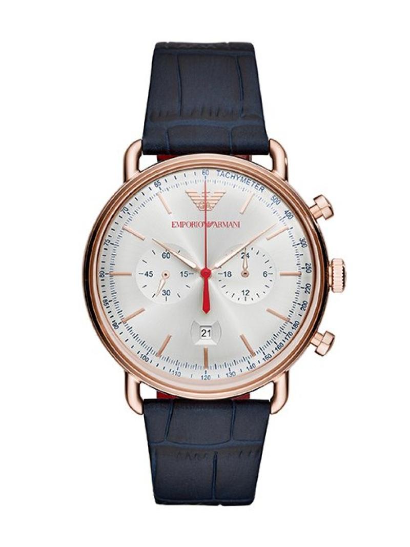 EMPORIO ARMANI (M)AVIATOR/AR11123 ウォッチステーションインターナショナル ファッショングッズ 腕時計【送料無料】