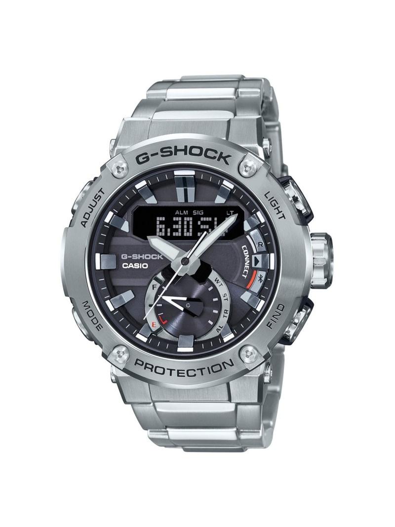 G-SHOCK G-SHOCK/(M)GST-B200D-1AJF カシオ ファッショングッズ 腕時計 シルバー【送料無料】