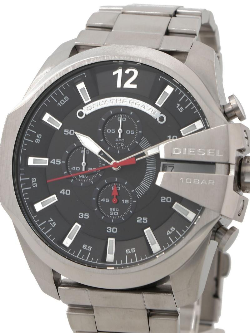 DIESEL DIESELM DZ4308 ウォッチステーションインターナショナル ファッショングッズ 腕時計 ブラック 送料無料lJ3FK1cuT