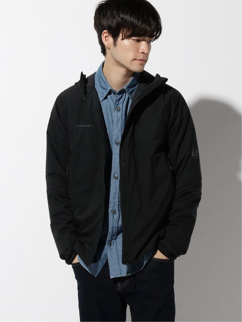 MAMMUT MAMMUT/(M)Rime Light IN Flex Hooded Jacket AF Men マムート コート/ジャケット ナイロンジャケット ブラック【送料無料】