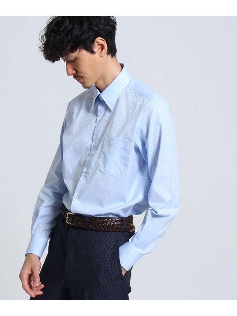 TAKEO KIKUCHI 【PNJ】矢絣レギュラーカラーシャツ[メンズ シャツ 日本製] タケオキクチ シャツ/ブラウス【送料無料】