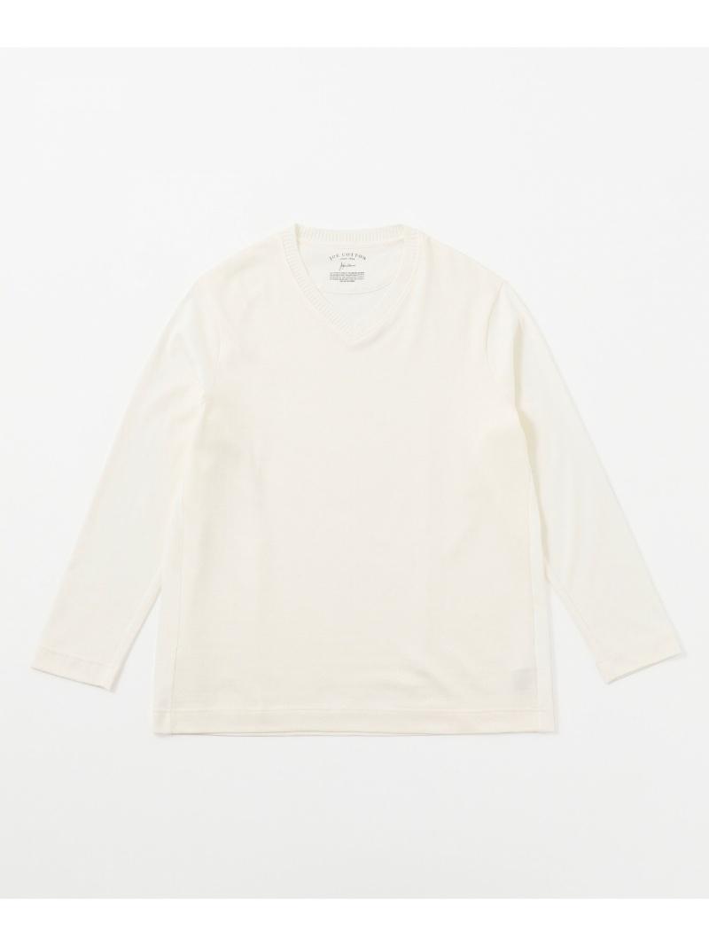 【SALE/24%OFF】JOEコットンヘリンボン Tシャツ ジョセフアブード カットソー【RBA_S】【RBA_E】【送料無料】