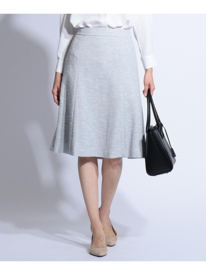 J.PRESS LADIES L Spring Tweed スカート ジェイプレス スカート【送料無料】