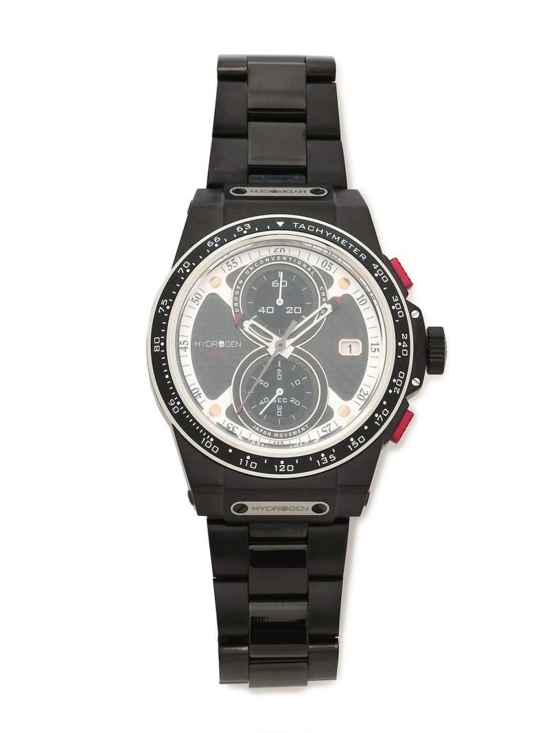 RAWLIFE HYDROGEN/ハイドロゲン/OTTOCHRONO/HW514405 ロウライフ ファッショングッズ 腕時計 ブラック【送料無料】