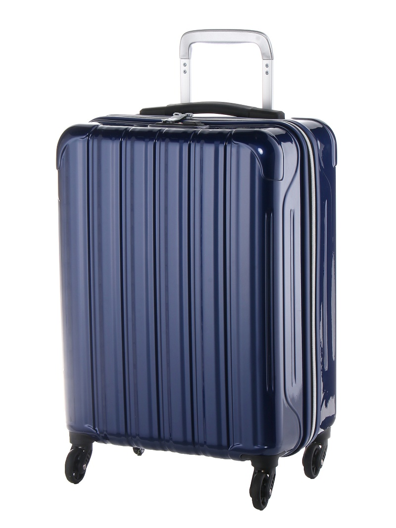 GREEN WORKS ジッパーハードスーツケース47cm40L機内持込可能 シフレ バッグ【送料無料】