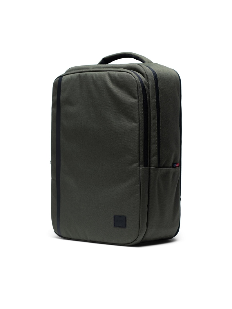 Herschel Supply (U)Travel Backpack ハーシェルサプライ バッグ リュック/バックパック カーキ【送料無料】