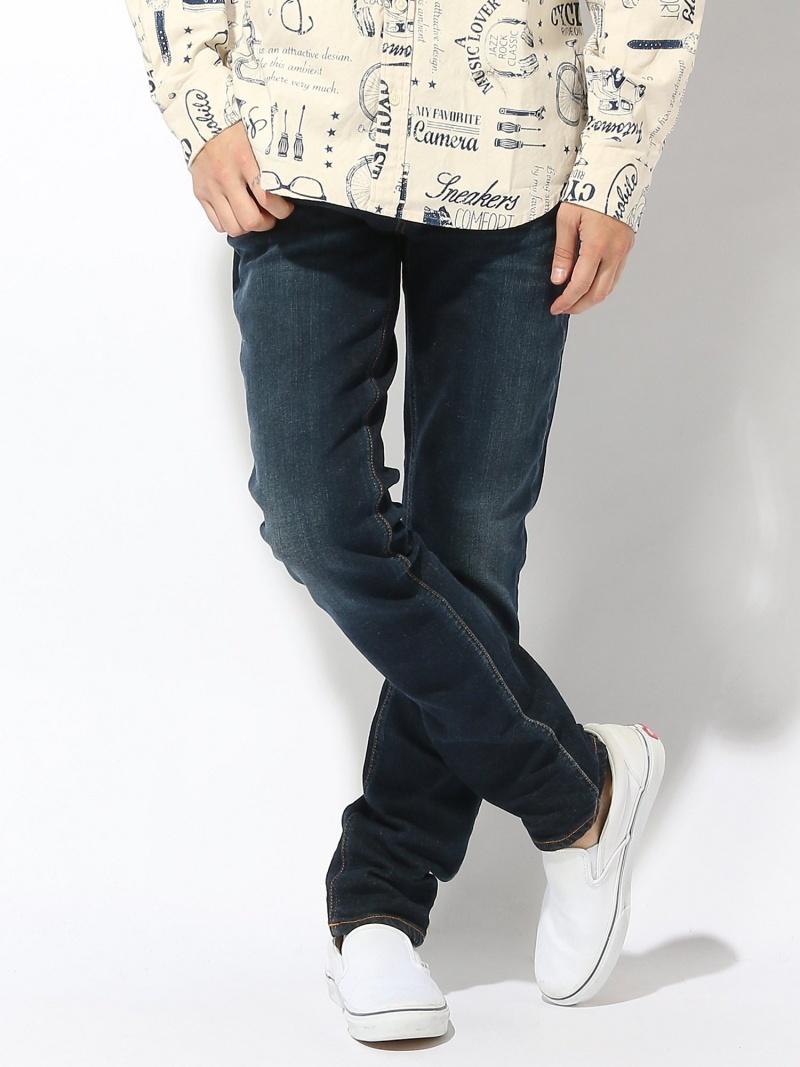 nudie jeans nudie jeans/ヌーディージーンズ/(M)Grim Tim_スリムジーンズ ヌーディージーンズ / フランクリンアンドマーシャル パンツ/ジーンズ【送料無料】