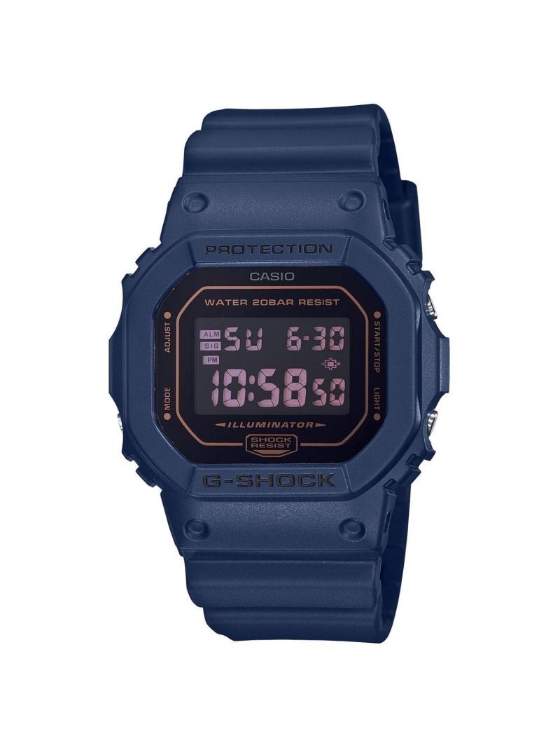 G-SHOCK G-SHOCK/(M)DW-5600BBM-2JF カシオ ファッショングッズ 腕時計 ネイビー【送料無料】
