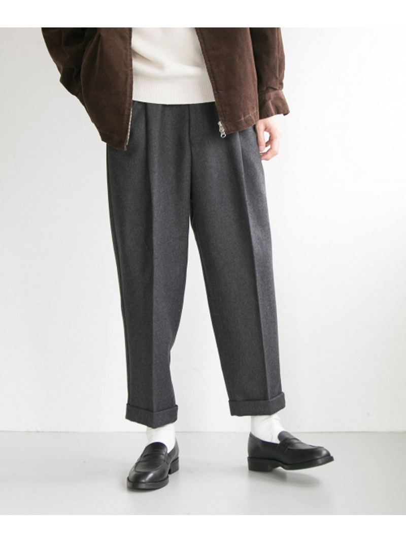 【SALE/30%OFF】URBAN RESEARCH CEASTERS×URBAN RESEARCH 別注1TUCK TROUSER アーバンリサーチ パンツ/ジーンズ【RBA_S】【RBA_E】【送料無料】