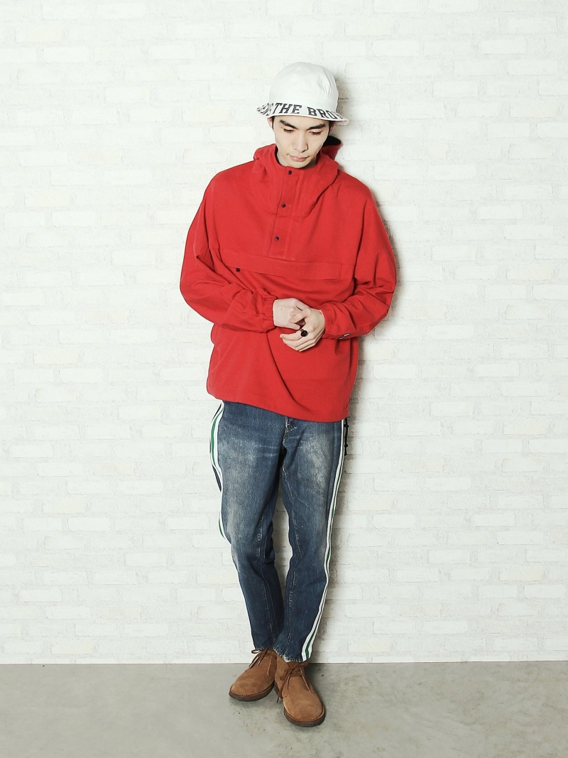 【SALE/20%OFF】VOTE MAKE NEW CLOTHES VOTE BIG PULLOVER ヴォート メイク ニュー クローズ カットソー【RBA_S】【RBA_E】【送料無料】