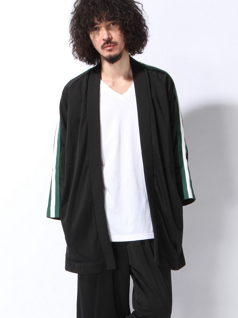 【SALE/20%OFF】VOTE MAKE NEW CLOTHES SIDE LINE JERSEY CARDIGAN ヴォート メイク ニュー クローズ ニット【RBA_S】【RBA_E】【送料無料】