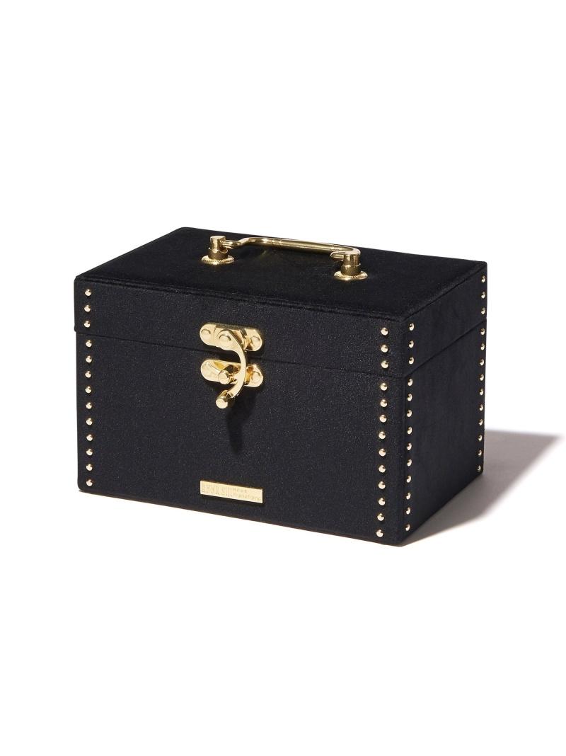 Francfranc ユニセックス 生活雑貨 フランフラン ANNA SUI S 送料無料 先行予約 ブランド激安セール会場 ブラック ジュエリーボックス 収納用品 春の新作