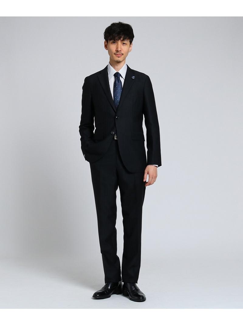 TAKEO KIKUCHI 【PNJ】千本格子 2Bスーツ[ メンズ スーツ ] タケオキクチ コート/ジャケット【送料無料】
