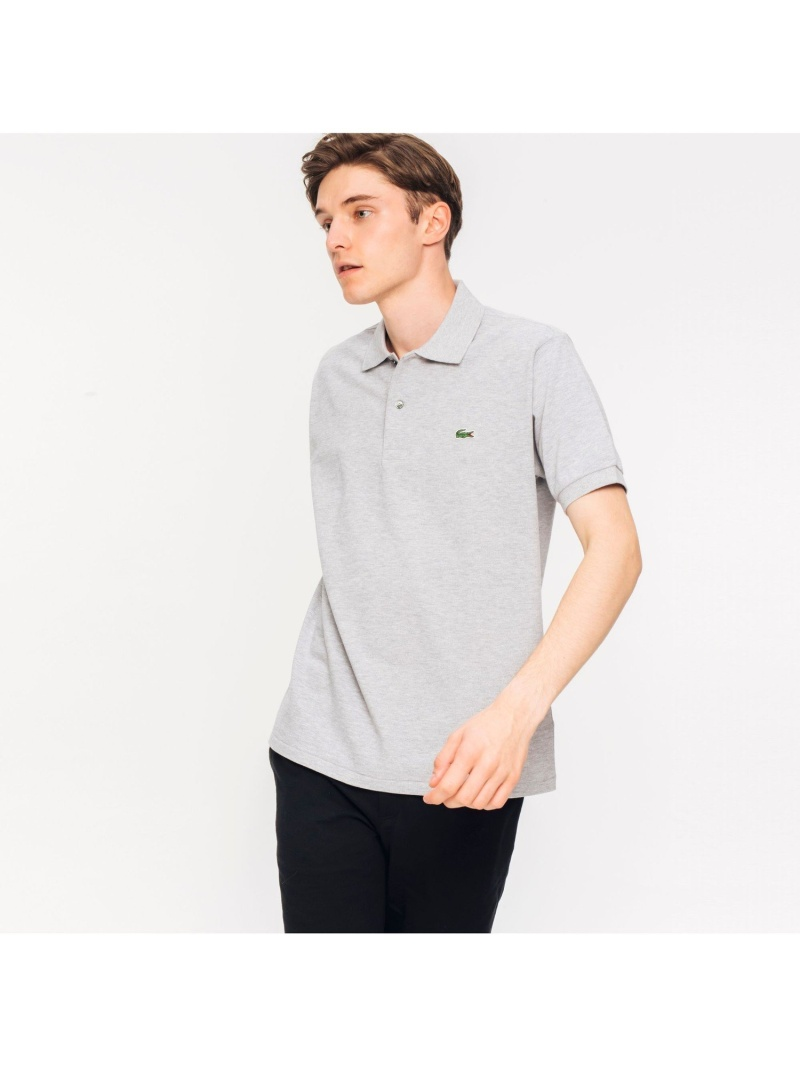 LACOSTE 『L1264』定番半袖ポロシャツ(杢糸) ラコステ カットソー ラコステ【送料無料】, sellishop:c319d5a4 --- officewill.xsrv.jp