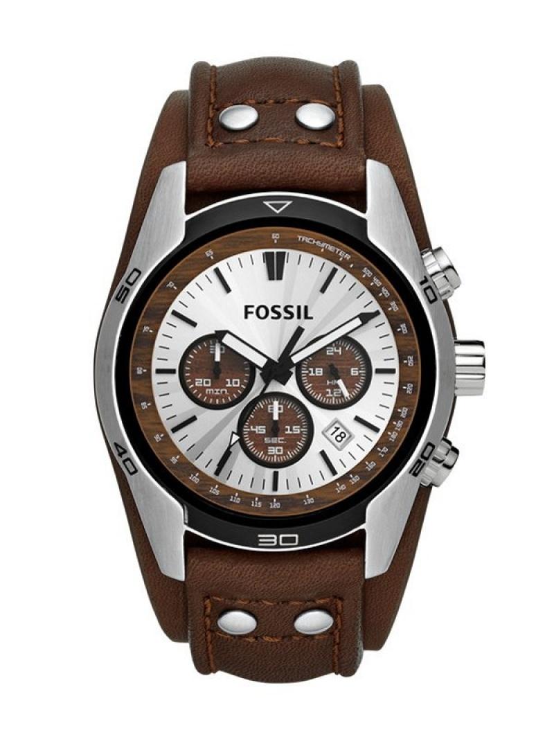 FOSSIL (M)COACHMAN/CH2565 フォッシル ファッショングッズ 腕時計 ブラウン【送料無料】