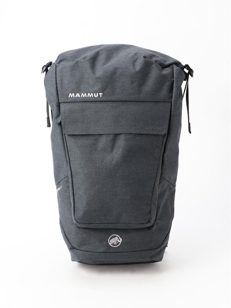 MAMMUT MAMMUT/(U)Xeron Courier 25 マムート バッグ リュック/バックパック ブラック カーキ【送料無料】