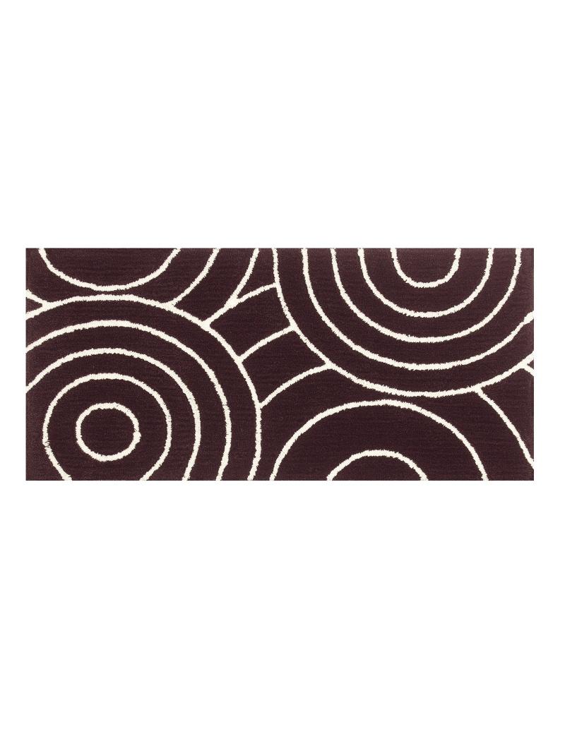 M+home M+home/ブロンクス キッチンマット 約55×120cm ブラウン ビートゥーエル 生活雑貨【送料無料】