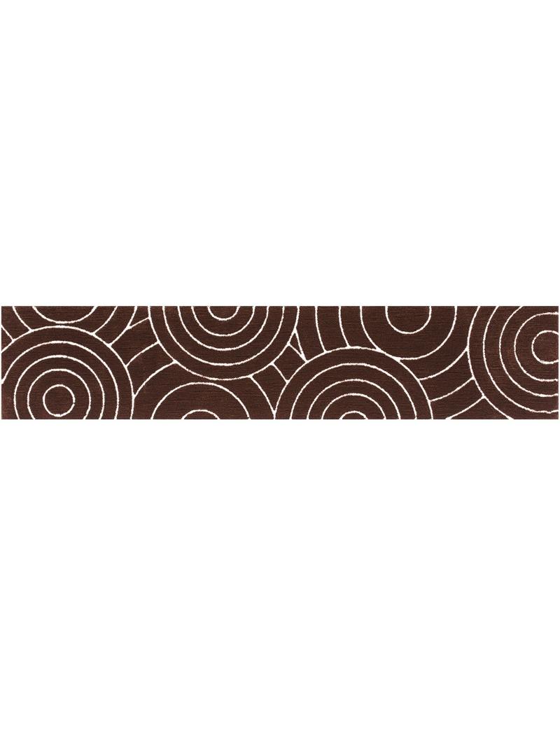 M+home M+home/ブロンクス キッチンマット 約55×270cm ブラウン ビートゥーエル 生活雑貨【送料無料】