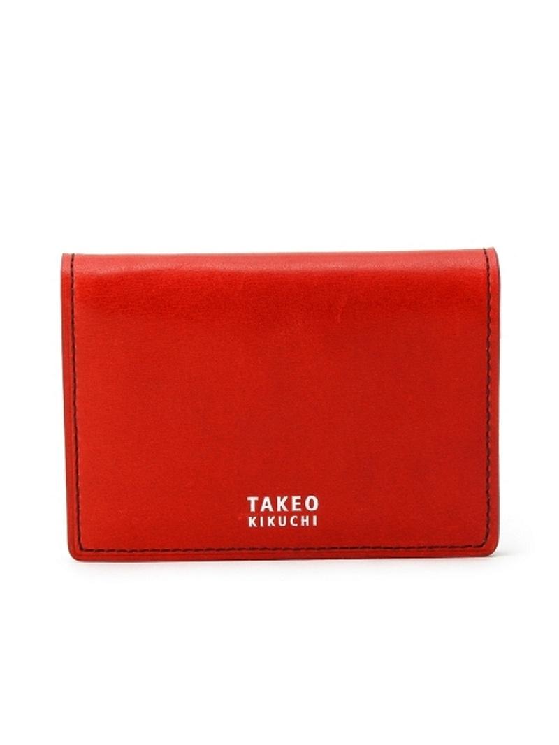 TAKEO KIKUCHI 【BPS】キー&カードケース タケオキクチ 財布/小物【送料無料】