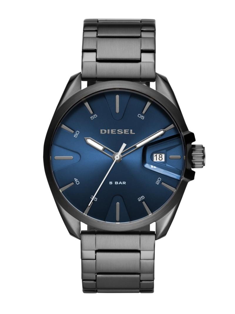 DIESEL DIESEL/(M)MS9_DZ1908 ウォッチステーションインターナショナル ファッショングッズ 腕時計 ブルー【送料無料】