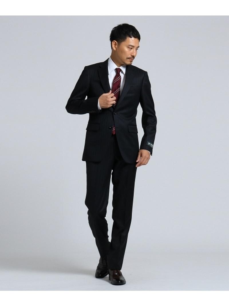 【SALE/30%OFF】TAKEO KIKUCHI シャドーストライプアマデウススーツ [ メンズ スーツ ] タケオキクチ カットソー【RBA_S】【RBA_E】【送料無料】