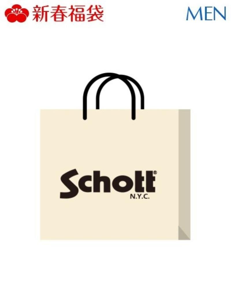 schott2020 福袋Schott ショット その他 福袋 送料無料I6yfgvmYb7