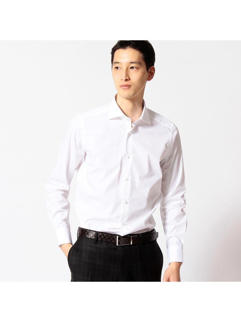 COMME CA MEN CiT社製インポートドレスシャツ コムサメン シャツ/ブラウス【送料無料】