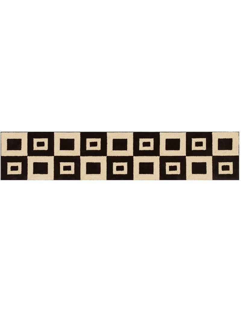 M+home M+home/フランクリン キッチンマット 約55×270cm ベージュ ビートゥーエル 生活雑貨【送料無料】