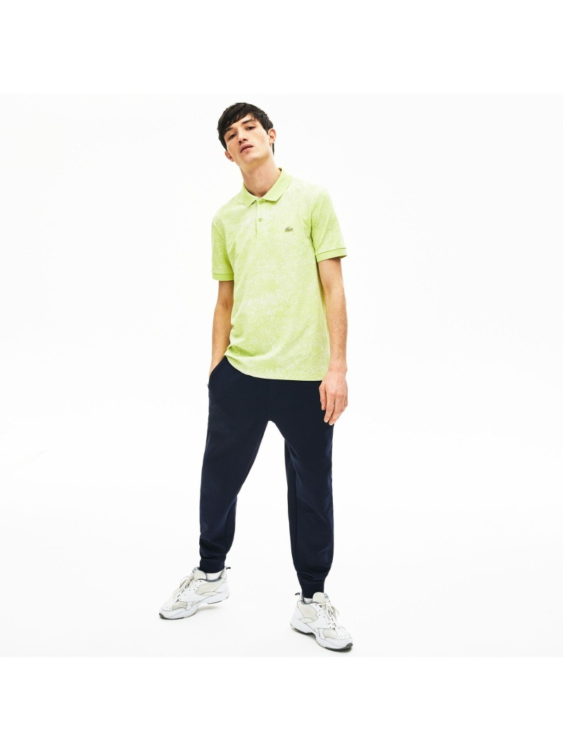 【SALE/30%OFF】LACOSTE プレミアムピケポロシャツ(半袖) ラコステ カットソー ポロシャツ【RBA_E】【送料無料】