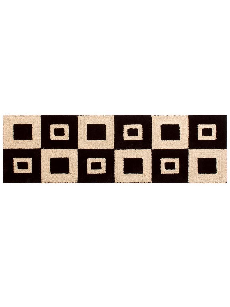 M+home M+home/フランクリン キッチンマット 約55×180cm ベージュ ビートゥーエル 生活雑貨【送料無料】