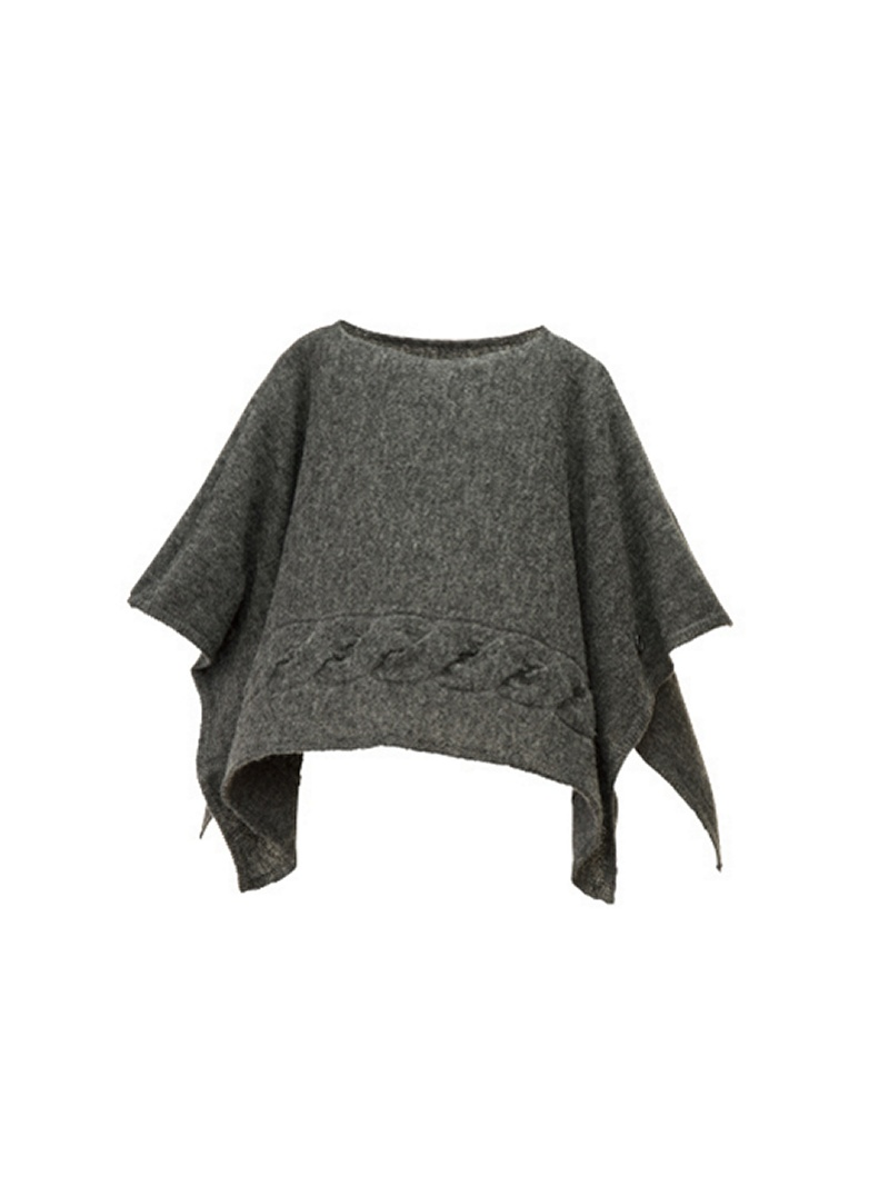 mino/baby alpaca&wool / yoko-S ミノ コート/ジャケット【送料無料】