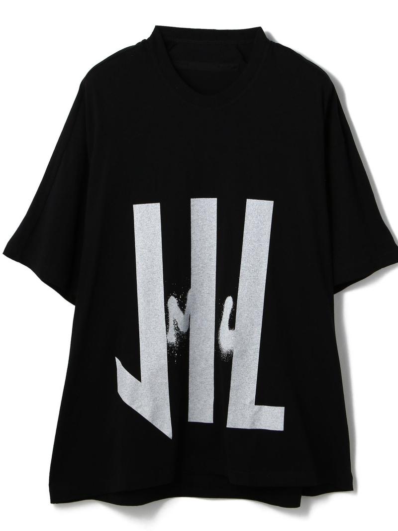 LHP NILoS/ニルズ/NILTEE/CPM10 エルエイチピー カットソー Tシャツ ブラック ホワイト イエロー【送料無料】