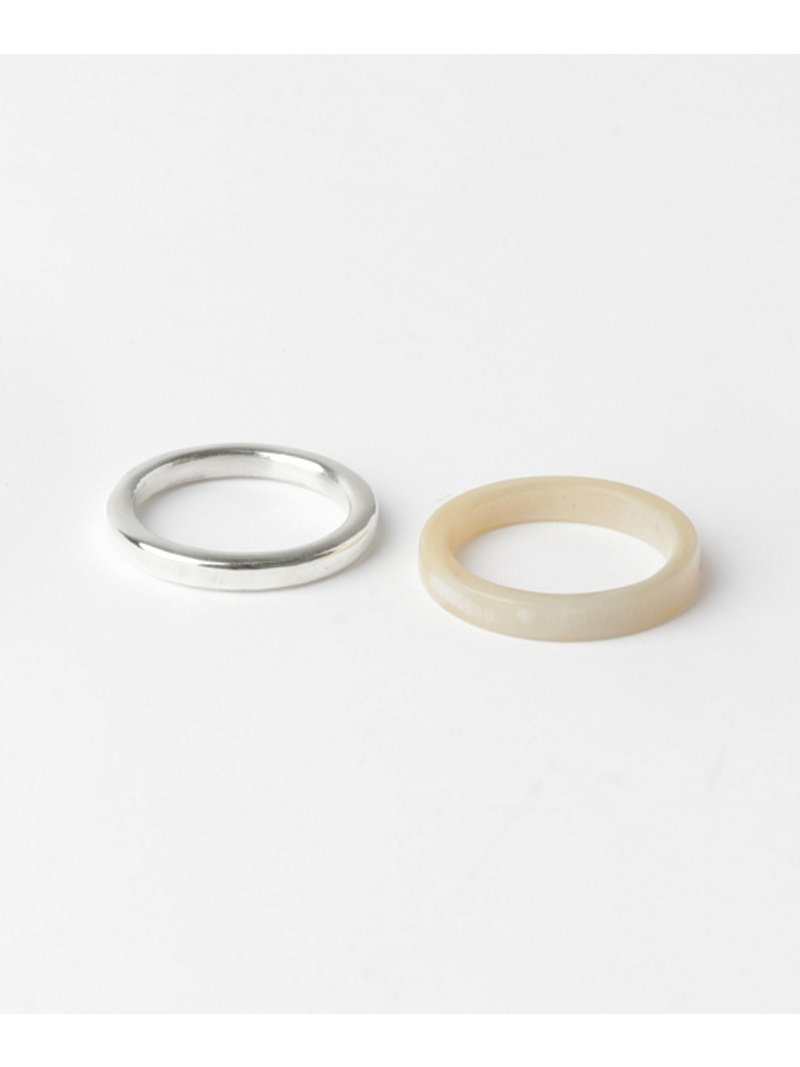 Sonny Label on the sunny side Horn Double Ring サニーレーベル アクセサリー【送料無料】