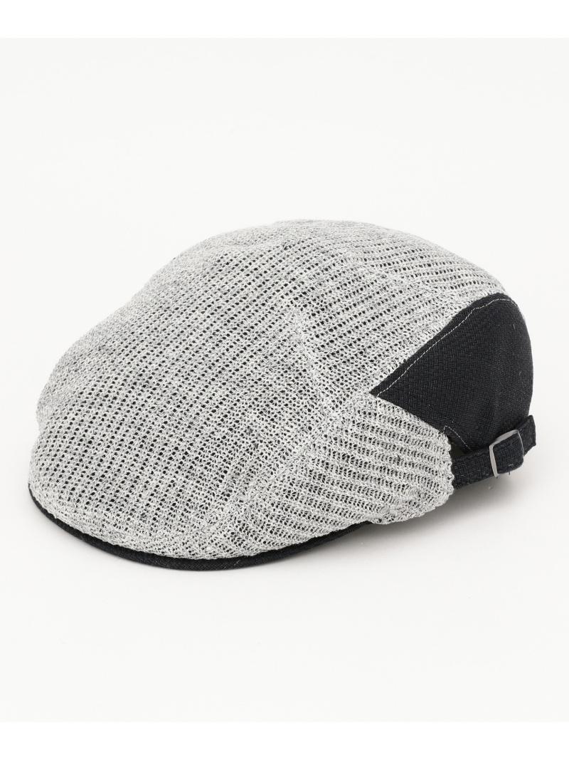 JOSEPH ABBOUD リネンメランジハンチング ジョセフアブード 帽子/ヘア小物【送料無料】