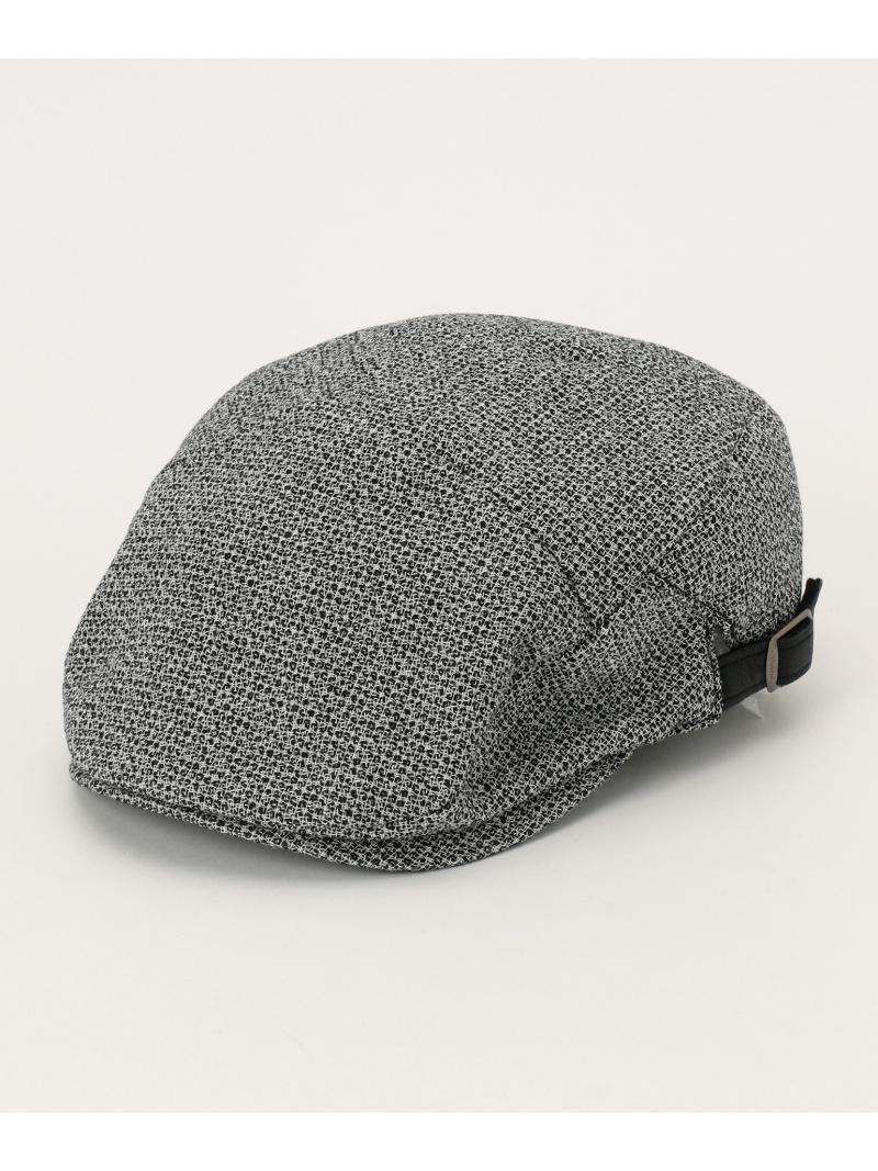JOSEPH ABBOUD ギマチェックハンチング ジョセフアブード 帽子/ヘア小物【送料無料】