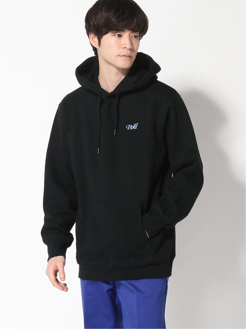 【SALE/50%OFF】Lightning Bolt Black LABEL P Hooded Sweat Shirt ライトニングボルト カットソー スウェット ブラック グレー【RBA_E】【送料無料】