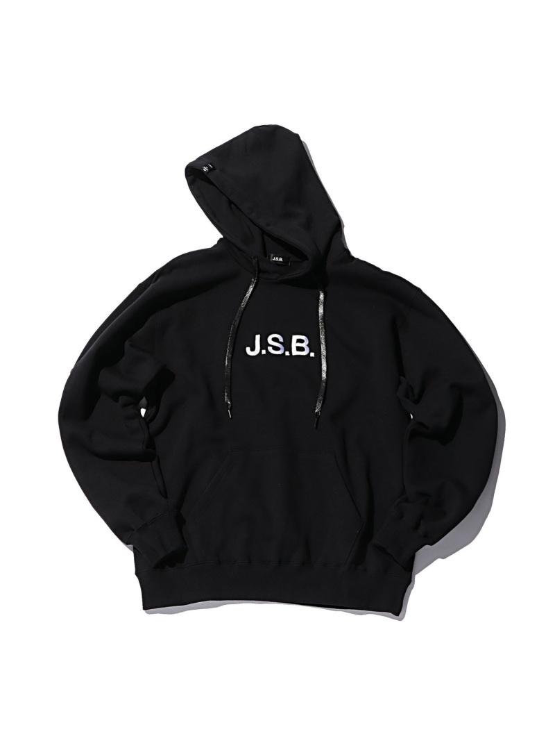 J.S.B. J.S.B./(M)Standard Logo Hoodie バーチカルガレージ カットソー パーカー ブラック ブルー ホワイト レッド【送料無料】