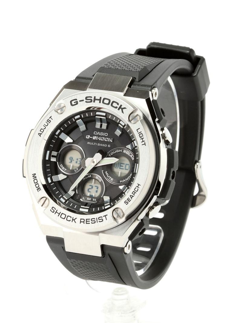G-SHOCK G-SHOCK/(M)GST-W310-1AJF/G-STEEL カシオ ファッショングッズ 腕時計 ブラック【送料無料】