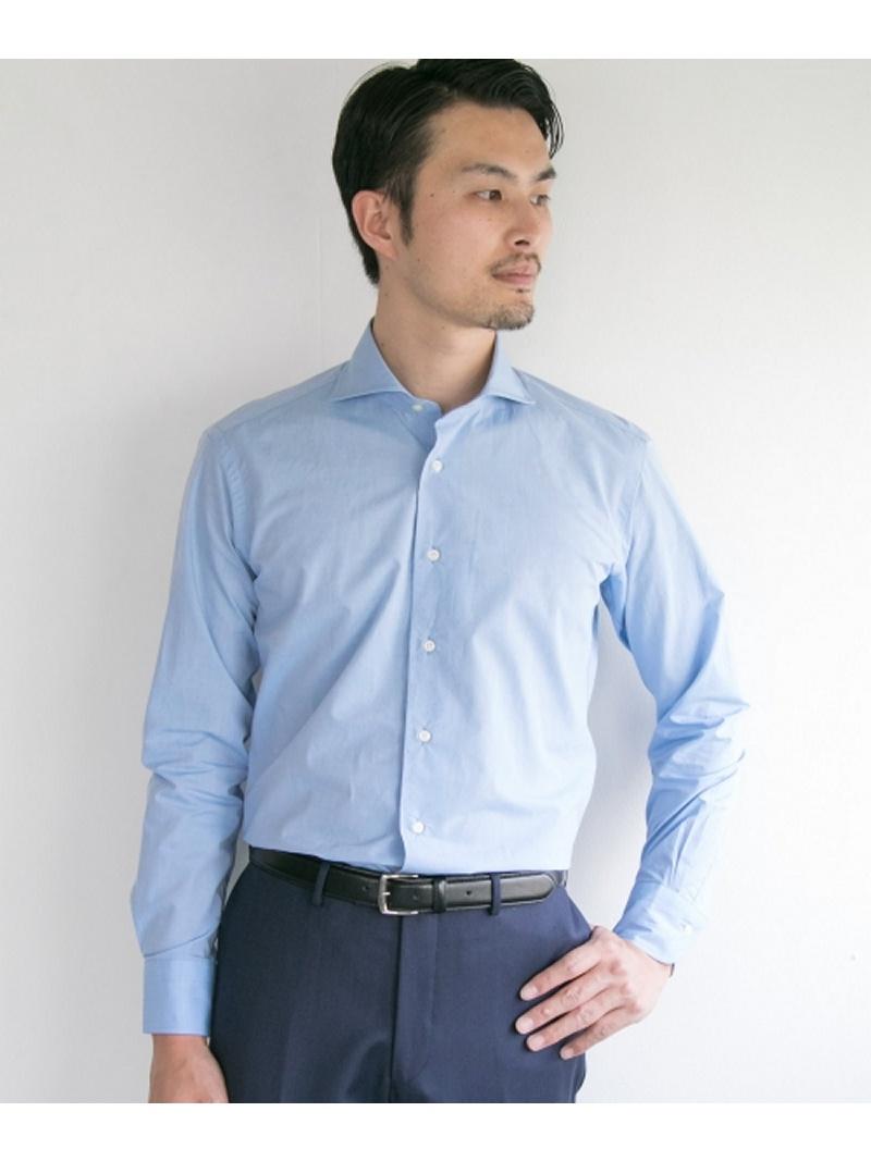 URBAN RESEARCH URBAN RESEARCH Tailor コットンリネンタイプライターシャツ アーバンリサーチ シャツ/ブラウス【送料無料】