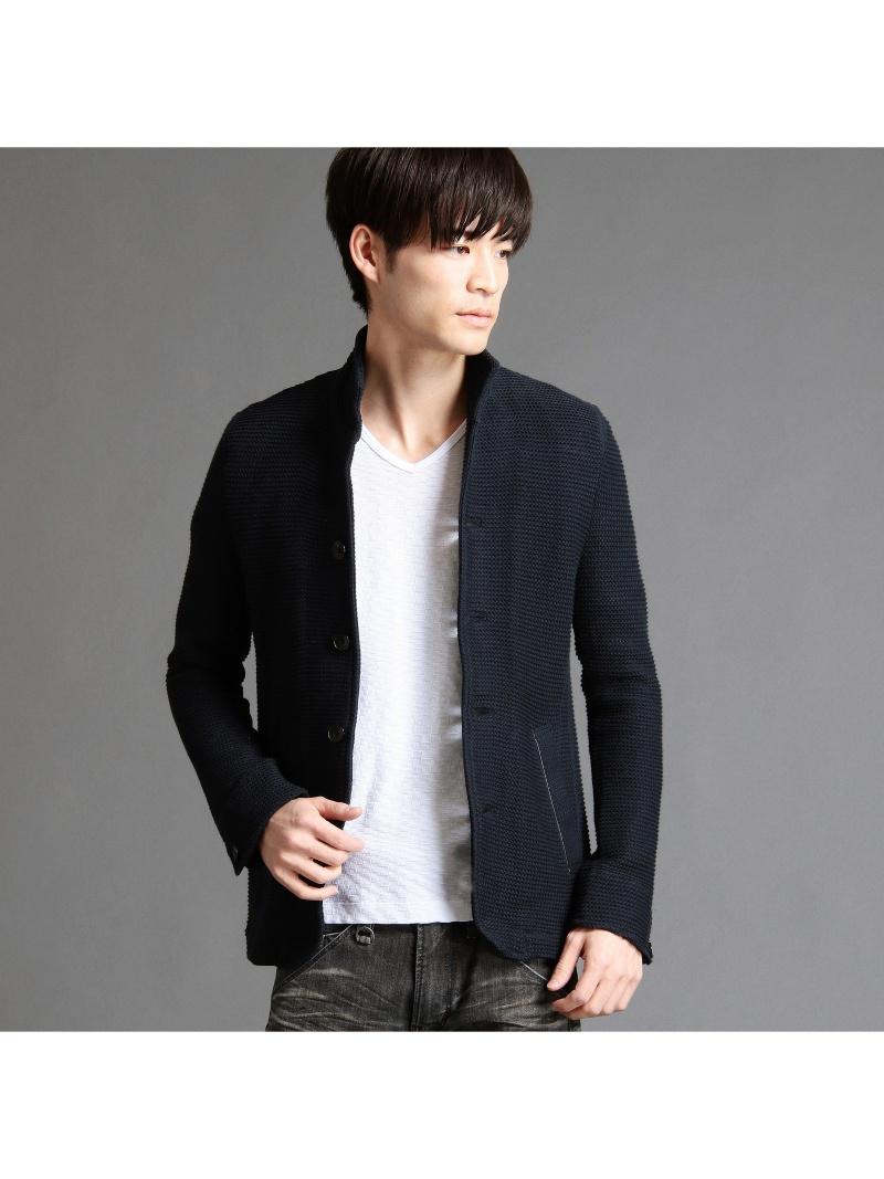 NICOLE CLUB FOR MEN イタリアンカラーカバーオールジャケット ニコル コート/ジャケット【送料無料】